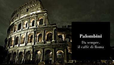 Palombini Da sempre, il caffè di Roma - kawa ziarnista, mielona, w podsach i do systemu Nespresso